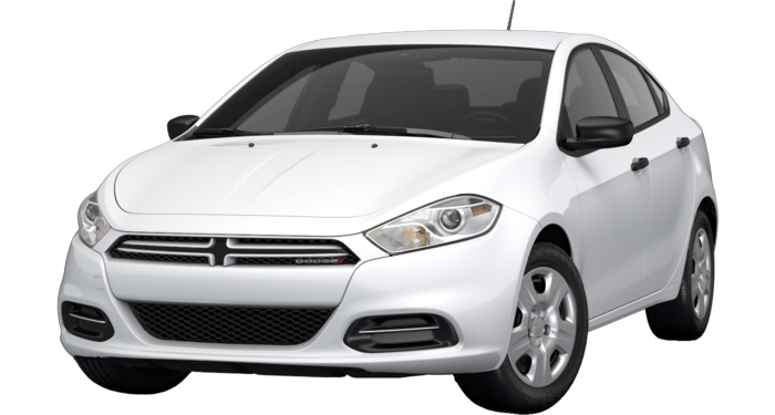 2013 Dodge Dart - Bright White