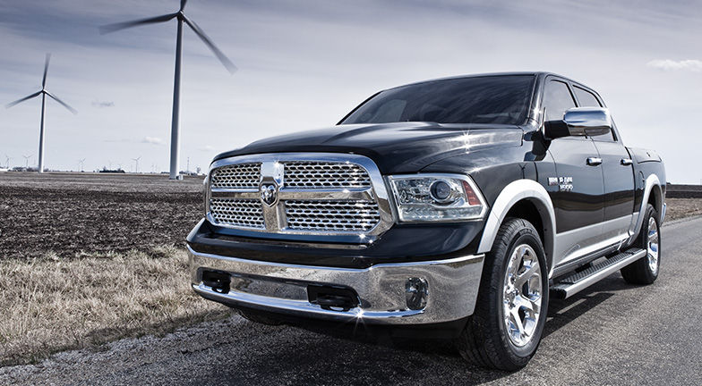 The 2013 Ram 1500 - Motor Trend Truck of the Year