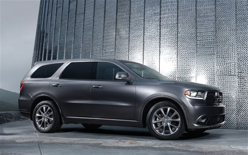 2014 Dodge Durango RT Side