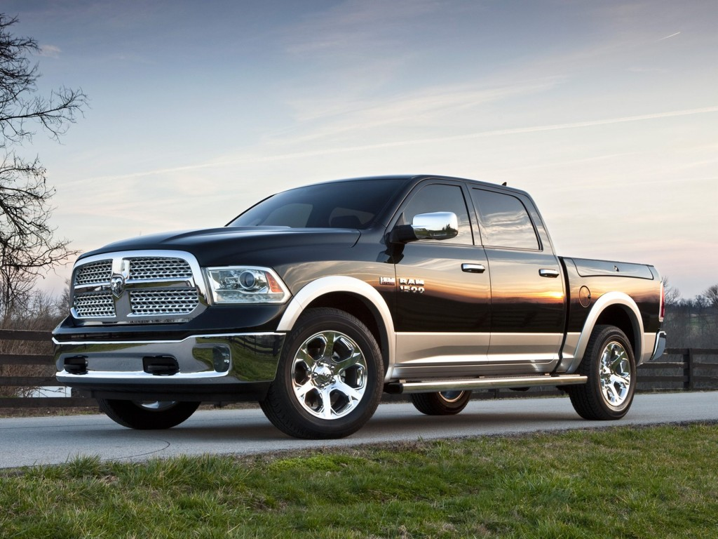 2013 Ram 1500 Motor Trend Truck of the Year