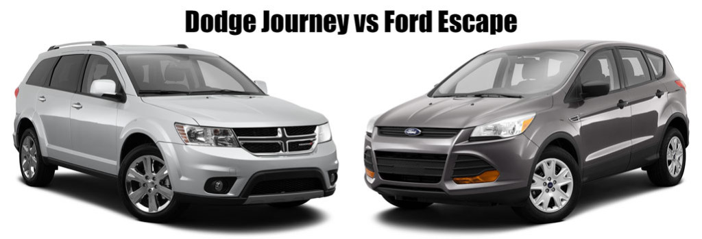Dodge Journey Vs Ford Escape X on P0562 Dodge