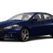 One Dodge Dart: Five Trim Options
