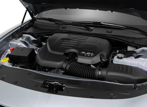 2015 Dodge Charger Engine