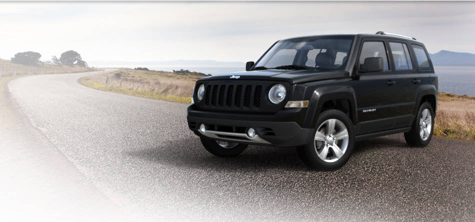 What You Get From The 2015 Jeep Patriot Limited Edition Models