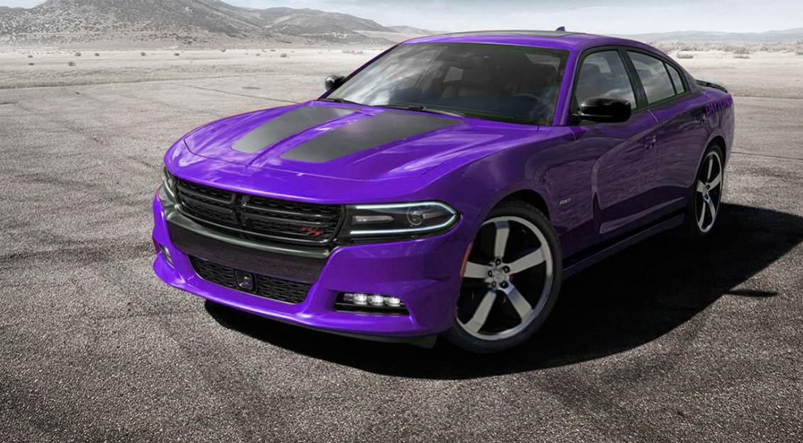 Think Of Your Favorite Exterior Colors For The Dodge Srt Models Available At James Hodge And You Are Most Likely Thinking Iconic Purple