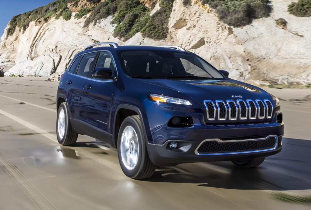 2016 Jeep Cherokee Texas