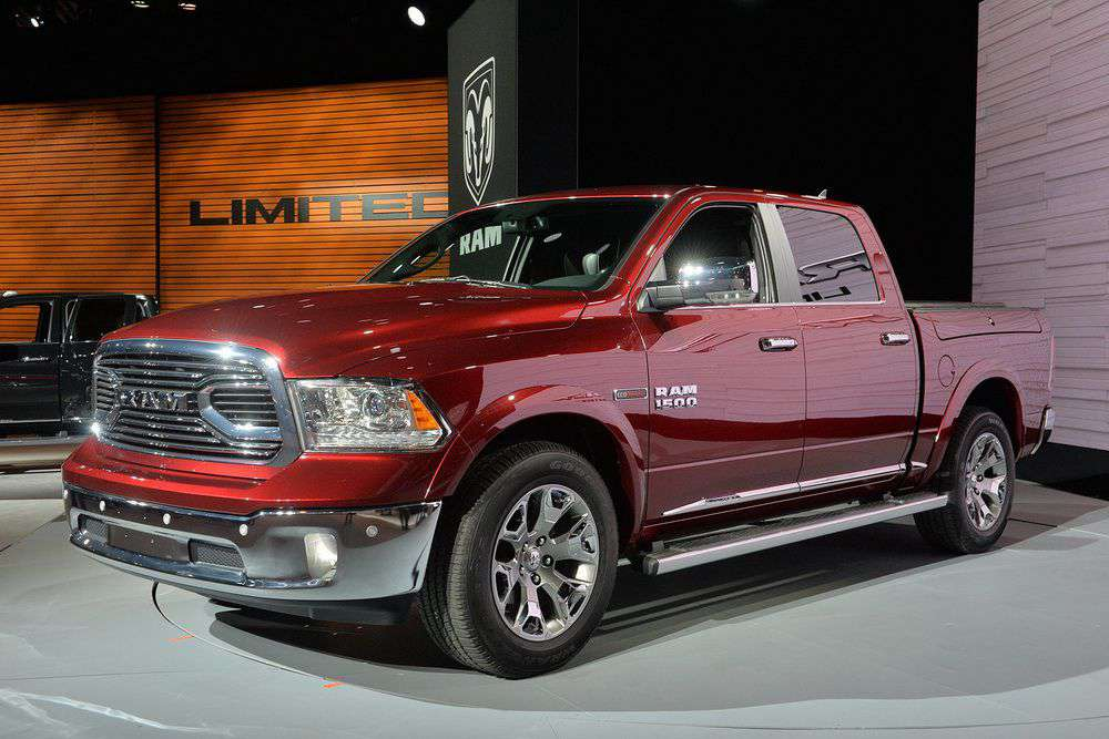 2016 Dodge Ram 1500 Trims Texas